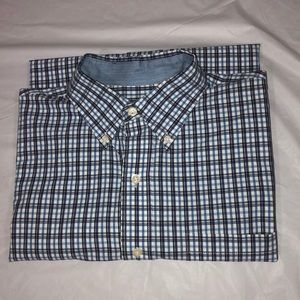 IZOD LONG SLEEVE Buttoned down shirt